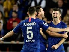 El Chelsea emite un comunicado por un trato distinto de la FIFA. AFP