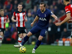 Kane potrebbe lasciare il Tottenham. AFP
