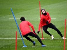 La Juventus confirmó que va a por Rabiot. AFP