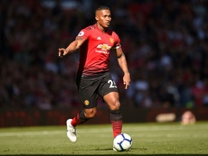 Antonio Valencia wants to return to England. AFP