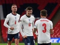 El Inglaterra-Nueva Zelanda de noviembre no se jugará. AFP