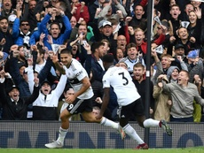 Watford conceded to Fulham late on, causing the game to end in a draw. AFP