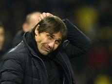 Conte no quiere marcharse a Sudamérica. AFP
