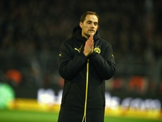 Le retour de Tuchel à Dortmund. afp