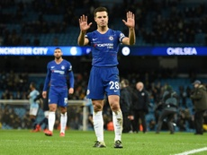 Azpilicueta understands the difficulty Chelsea faces. AFP