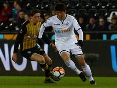Ki Sung-Yung quitte Swansea. AFP