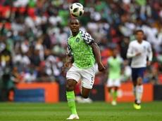 Ighalo n'a pas voulu signer au Barça. AFP