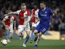 El Chelsea no meterá a Kovacic en la venta de Hazard. AFP