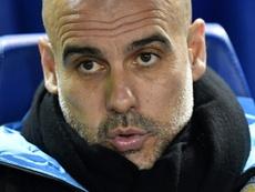 Guardiola mette gli occhi su Lautaro. AFP