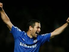 Joe Cole fue pieza clave en el inicio del Chelsea de Abramovich. AFP