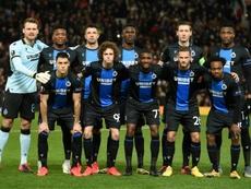 Brujas, Anderlecht y Genk no carburan. AFP