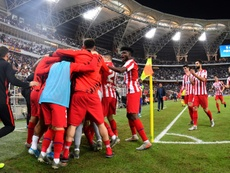 L'Atletico vola in finale di Supercoppa. AFP