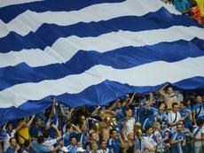 Grecia y Finlandia, grandes triunfadoras a domicilio en segundo plano. AFP