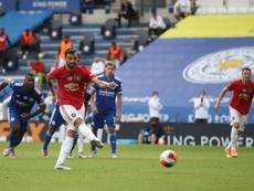Manchester United de retour en Ligue des champions. AFP
