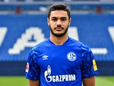 Ozan Kabak, en la agenda de Klopp para reforzar el Liverpool. AFP