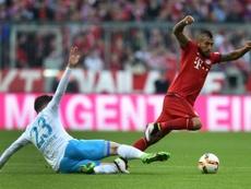 Mourinho veut un ancien joueur du Bayern. AFP