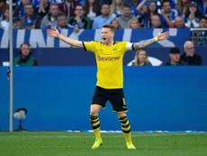 Reus incertain contre l'Inter. AFP
