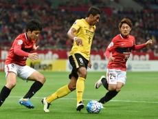 Paulinho é uma das estrelas do Campeonato Chinês. AFP