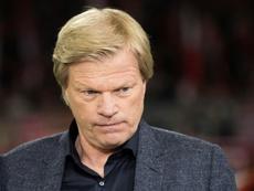 Kahn se perfila como sustituto de Rummenigge. AFP
