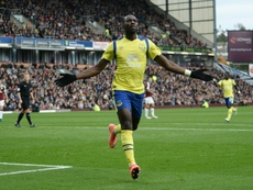 Yannick Bolasie could leave Everton for one of three clubs. AFP