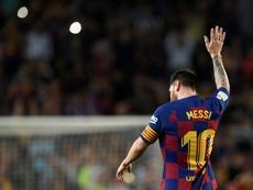Les compos probables du match de Liga entre Eibar et le FC Barcelone. AFP