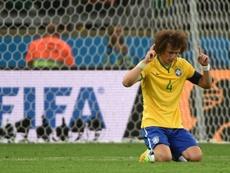 Indemnizan a David Luiz por una publicidad sobre el 7-1 de Alemania. AFP