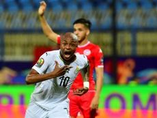 Le Ghana écrase le Qatar en match amical. AFP