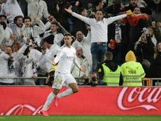 Mariano foi alvo do Borussia Dortmundo, que acabou assinando com Haaland. AFP