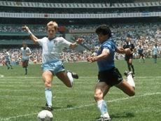 El agente de Maradona y sus revelaciones sobre el Mundial de 1994. AFP