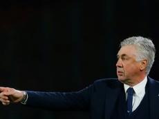 Ancelotti vuelve a la carga por Fares. AFP