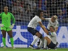 As donas da casa se impuseram diante das brasileiras. AFP