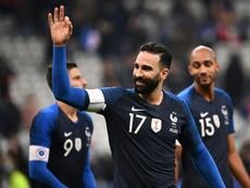 Cinco clubes están interesados en acoger a Rami. AFP/Archivo