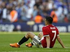 Alexis était très proche de Manchester City. AFP