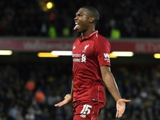 Sturridge can no longer keep a place in the squad. AFP