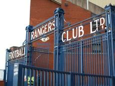 Rangers play at Ibrox. AFP
