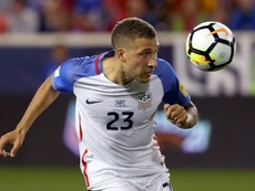 Johnson dropped for USA World Cup games. AFP
