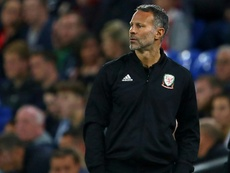 Giggs was disappointed not to have done more in the Nations League. AFP