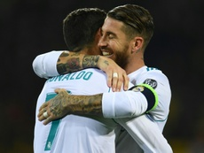 Ronaldo wants Ramos at Juve. AFP