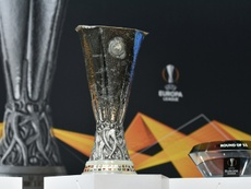 Estos son los cruces del 'play off' de la Europa League. AFP