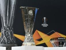 Estos son los cuartos de final de la Europa League 2019-20. AFP