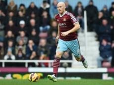 West Ham veut compter sur Collins. AFP
