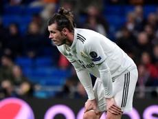 Gareth Bale no está dispuesto a facilitar su salida del Real Madrid. AFP