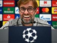 Il tecnico del Liverpool Klopp smorza i toni della polemica sul calendario. AFP