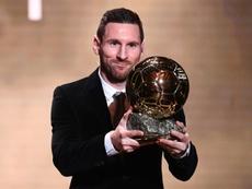 Así quedan la clasificación final y los votos del Balón de Oro 2019. AFP