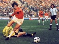 Johan Cruyff, tu legado continúa. AFP