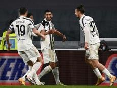 La Juventus aborta la sorpresa. AFP
