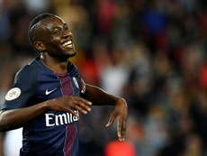 Blaise Matuidi déclare sa flamme au PSG. afp