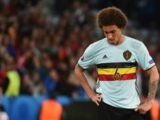 Le milieu de terrain belge pourrait revenir en Europe. AFP