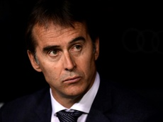 Lopetegui's side are on a dreadful run of form. AFP