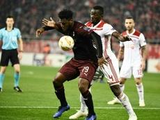 West Ham cible à son tour Franck Kessié. AFP